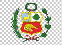 秘鲁国旗印加帝国秘鲁,ESCUDO,多彩多姿的标志PNG剪贴画的国家象图片