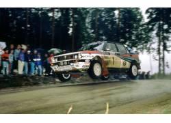 蓝旗亚Delta Integrale,汽车,赛跑,跳跃,车辆56079图片