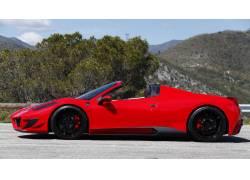 法拉利458,超级跑车,法拉利,红色的汽车,车辆,汽车46750图片