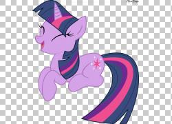 暮光之城闪耀稀有我的小马暮光之城,暮光之城PNG剪贴画马,紫色,哺图片