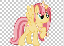 暮光之城闪耀公主卡迪斯稀有我的小马驹,皇家丝带的PNG剪贴画哺乳图片