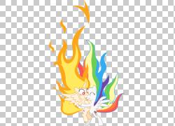 暮光之城闪耀彩虹短跑小马YouTube,火焰PNG剪贴画哺乳动物,脊椎动图片