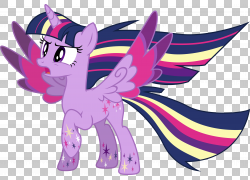 暮光之城闪耀彩虹短跑小马小指馅饼稀有,闪耀PNG剪贴画马,紫色,哺图片