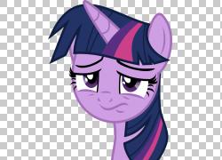 暮光之城闪耀彩虹短跑小马稀有小指派,暮光之城PNG剪贴画马,紫色,图片