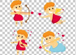 丘比特插图,天使丘比特PNG剪贴画爱,孩子,蹒跚学步,婴儿玩具,虚构图片