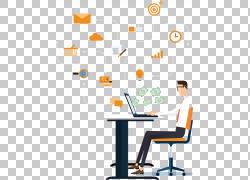 钱卡通,卡通商务人士PNG剪贴画卡通人物,计算机网络,角度,家具,文图片