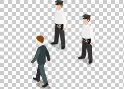 插图,商务人士材料PNG剪贴画业务的女人,警察,人,业务,公共关图片