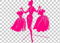 时装设计模特,连衣裙PNG剪贴画杂项,时尚,其他,花卉,虚构人物,洋图片