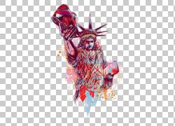 视觉艺术耐克T,衬衫鞋,自由女神像PNG剪贴画运动鞋,时尚插画,虚构图片