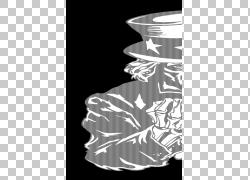视觉艺术面部头饰头饰,山姆大叔PNG剪贴画白色,其他,单色,虚构人图片