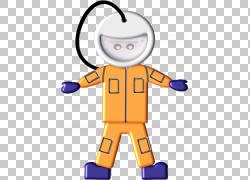 宇航员外太空纸,卡通宇航员材料免费拉PNG剪贴画卡通人物,免费徽图片