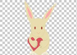 野兔家兔复活节兔子,兔子PNG剪贴画哺乳动物,动物,宠物,脊椎动物,图片