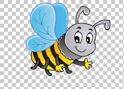 教学法儿童言语,蜜蜂PNG剪贴画蜜蜂,昆虫,视频游戏,虚构人物,卡通图片