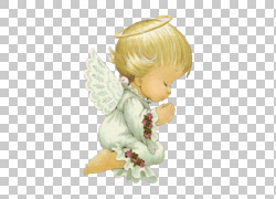 婴儿天使,天使透明PNG剪贴画虚构人物,桌面壁纸,娃娃,天使,playst图片