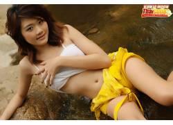 亚洲,库米亚月亮,水,涂指甲,人物,女性女人,美女,模特104882