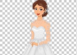婚礼礼服婚礼邀请新郎,新娘PNG剪贴画头发配件,摄影,婚礼,人,新娘图片