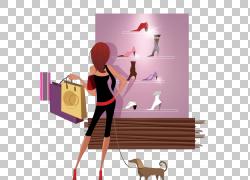 股票摄影股票插图,女孩鞋PNG剪贴画时尚女孩,摄影,时尚,版税,鞋,图片
