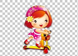 孩子,滑板女孩PNG剪贴画时尚女孩,幼儿,电脑壁纸,花卉,虚构人物,图片