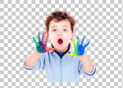 儿童男孩父母女孩家庭,儿童材料绘与呼喊PNG剪贴画水彩画,儿童,脸图片