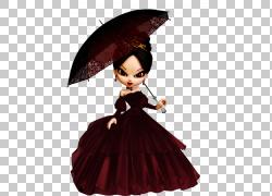 连衣裙娃娃裙子想法,公主连衣裙PNG剪贴画儿童,画,手,针,迪士尼公图片