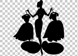 连衣裙时装设计师服装,连衣裙PNG剪贴画时尚,单色,女人,剪影,顶部图片
