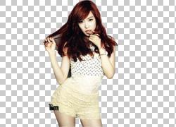 韩国少女时代 -  TTS最佳K-pop,女人女孩PNG剪贴画图像文件格式,图片