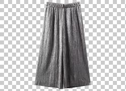 裙子裙裤卡普里裤子连衣裙,底部图案PNG剪贴画时尚,女人,活泼短裤图片