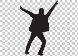舞蹈,跳舞人剪影PNG剪贴画剪贴画,芭蕾舞者,人类,手臂,莎莎,剪影,图片