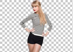 泰勒斯威夫特红色旅游歌曲连衣裙,泰勒斯威夫特透明PNG剪贴画白色图片