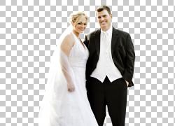 新婚夫妇,婚礼夫妇PNG剪贴画假期,时尚,情侣,新娘,女孩,正式穿,离图片