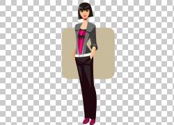 时尚女人Shutterstock皇室 - ,白领商务人士股票PNG剪贴画业务女图片
