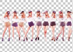 少女时代 -  TTS我有男孩哦!,女孩一代PNG剪贴画紫色,团队,女孩,图片
