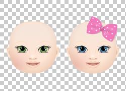 婴儿儿童脸,女孩脸PNG剪贴画孩子,脸,人,男孩,头,婴儿,女孩,女人,图片