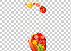 计算机文件,郁金香展架模板PNG剪贴画模板,食品,橙色,心,海报,气图片