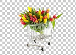 花束郁金香Aalsmeer花卉拍卖Nosegay,妇女节快乐PNG剪贴画插花,花图片