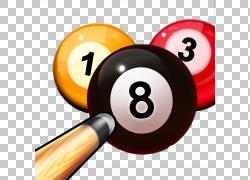 8球池八球比赛Miniclip,有人打台球PNG剪贴画游戏,卡通,体育,运动