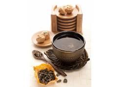 泡制茶水高清摄影图片