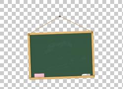 黑板png素材