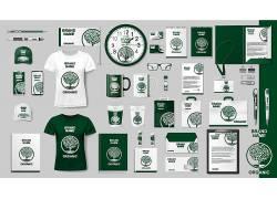 绿色树木公司VI