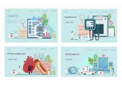 医院 人体器官设计素材图片