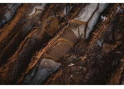 创意荒漠岩石艺术
