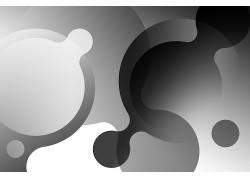 黑白现代简约科技图片
