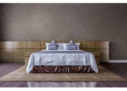 现代简约卧室沙发床装修风格