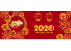 2020鼠年插图元素 鼠年素材 (13)