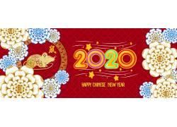 新年福气到鼠年元素 鼠年素材 (9)