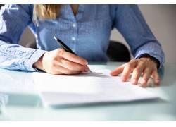 商务手写艺术个性签名