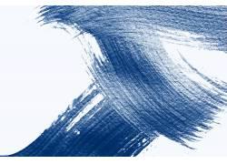 复古蓝色涂抹纹理背景图片