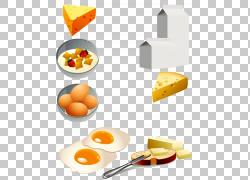 牛奶早餐乳制品牛,早餐类别PNG剪贴画食品,奶酪,早餐,早餐矢量,封